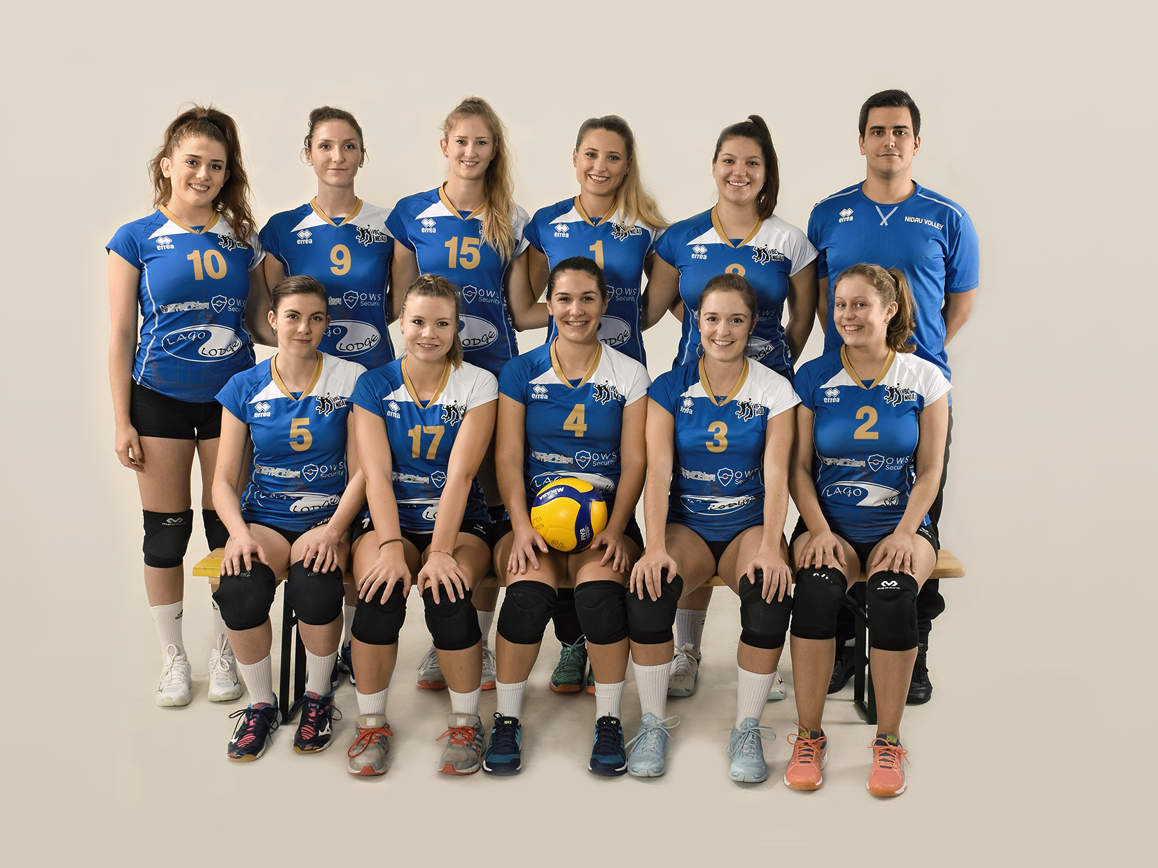 1 ligue Volleyball Femme Nidau Bienne